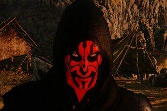 Dark Souls 2 Darth Maul Mod