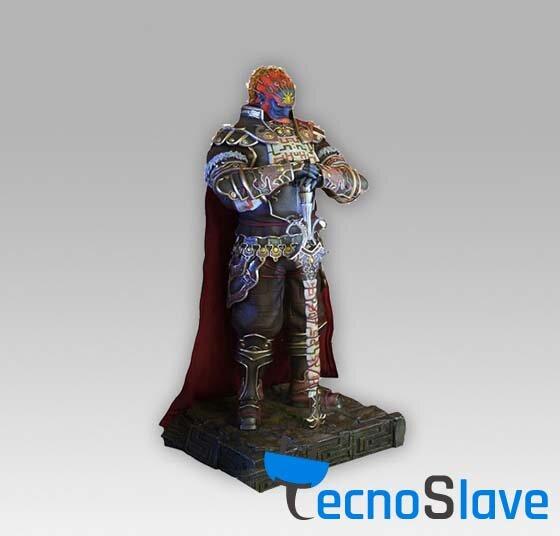 Ganondorf estatua resina