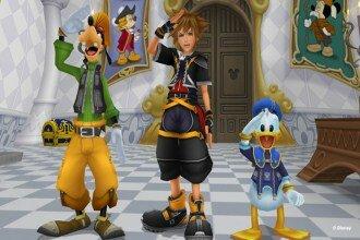 Kingdom Hearts HD 2.5 ReMIX Trío