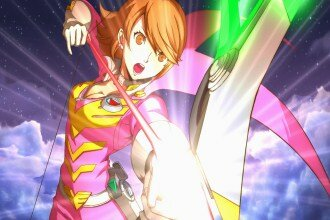 Persona 4 Arena Ultimax Chie