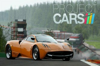 Project CARS Logo