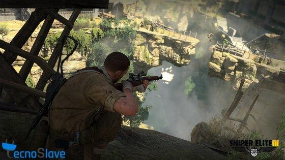 Sniper Elite portada