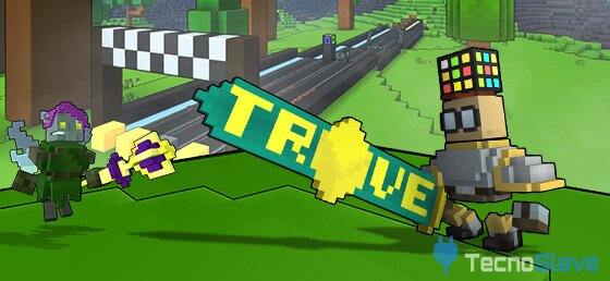 Trove - Closed Beta