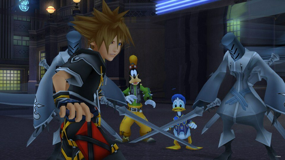 Kingdom Hearts HD 2.5 ReMIX Encuentro