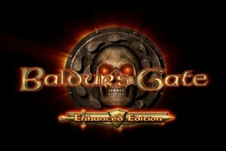 Baldur's Gate Enhanced Edition Encabezado