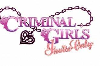 Criminal Girls: Invite Only logo