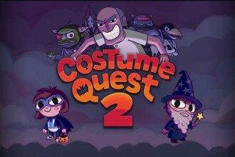 Costume Quest 2 - Portada