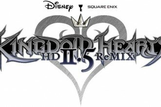 Kingdom Hearts 2.5 HD Logo