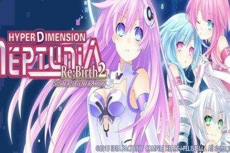 Neptunia Re;Birth2
