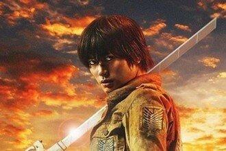 Shingeki no Kyojin Live actiom