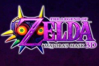 The legend of Zelda Majora´s Mask 3D 3DS