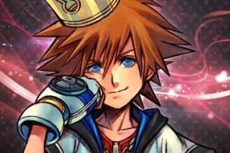 Kingdom Hearts HD 2.5 ReMIX Sora