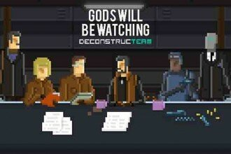 Destacada Gods Will be Watching