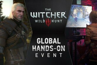 The Witcher 3 Wild Hunt Evento