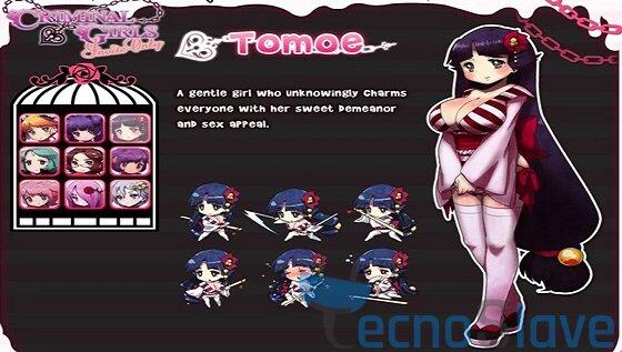 Criminal Girls Invite Only - Tomoe