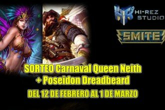 Destacada Sorteo TecnoSlave Neith