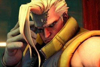 Street Fighter V Charlie Nash