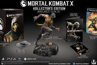 Mortal Kombat X Kollector's Edition | TecnoSlave