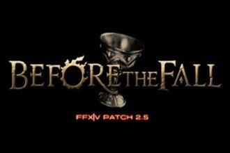 Final Fantasy XIV parche 2.5