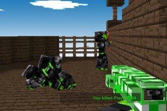pixel warfare easy kill