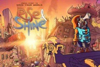 destacada rise & shine