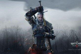 The Witcher 3 Geralt | TecnoSlave