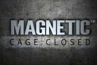 magnetic cage closed logo