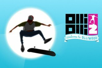 OlliOlli2 - Welcome to Olliwood