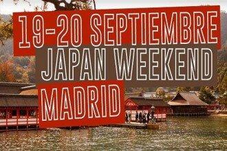 Japan Weekend Madrid 2015