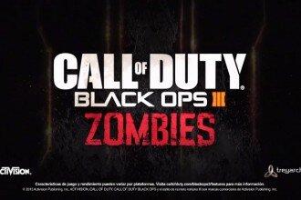 CoD Black Ops 3 Zombies - destacada