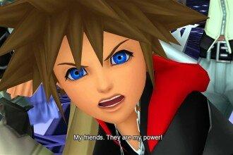 Kingdom Hearts HD 2.8 Final chapter Prologue Gameplay