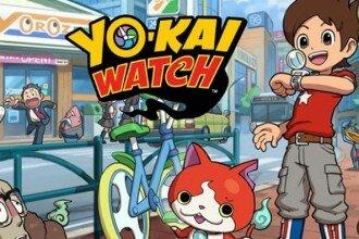 Yo-Kai Watch Portada