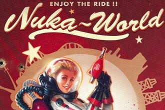 Nuka World Fallout 4 TecnoSlave