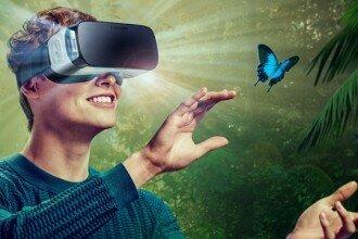 realidad virtual olorosa